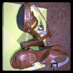 X Appeal heels